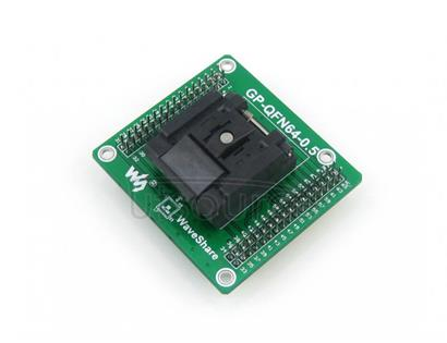 GP-QFN64-0.5-A, Programmer Adapter