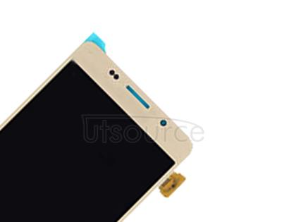 OEM LCD with Digitizer Replacement for Samsung Galaxy A9(2016) Gold