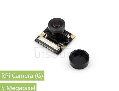 RPi Camera (G), Fisheye Lens