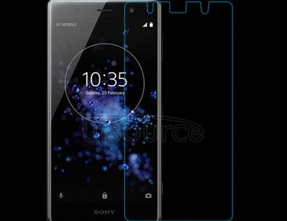 Tempered Glass Screen Protector for Sony Xperia XZ2 Premium Transparent