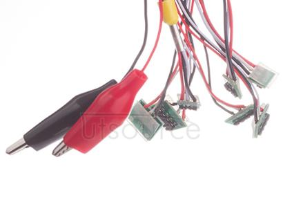 All in 1 Dedicated Power Cable for iP Phone White
