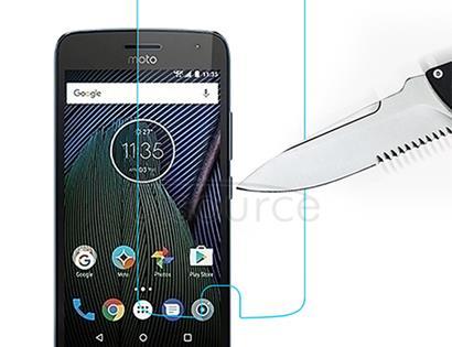 Tempered Glass Screen Protector for Motorola Moto G5 Plus Transparent