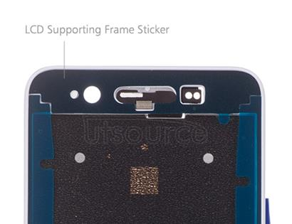 OEM LCD Supporting Frame for Huawei Enjoy 5S Silver