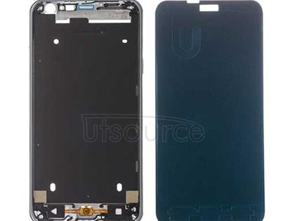 OEM LCD Supporting Frame for LG X Cam Titan-Silver