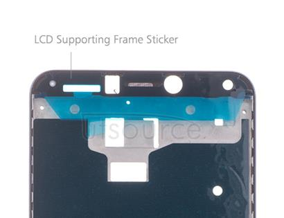 OEM LCD Supporting Frame for Asus Zenfone Max ZC554KL Deepsea Black