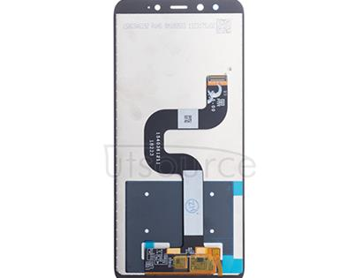Custom Screen Replacement for Xiaomi Mi A2 Black