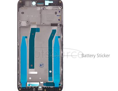 OEM LCD Supporting Frame for Xiaomi Redmi 4X Black