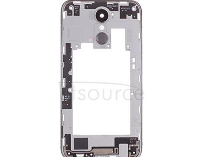 OEM Back Frame for LG K20 Plus Silver