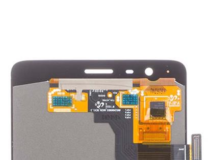 Custom Screen Replacement for OnePlus 3/3T Black