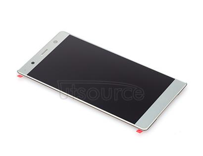 OEM Screen Replacement for Sony Xperia XZ2 Premium Chrome Silver