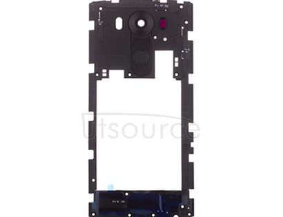 OEM Back Frame for LG V10 Space Black