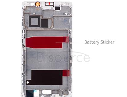 Custom LCD Supporting Frame for Huawei Mate 8 Moonlight Silver
