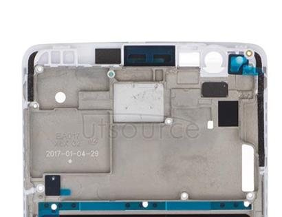 OEM LCD Supporting Frame for OnePlus 3/3T White OnePlus 3 LCD Supporting Frame plays an important role in supporting the whole phone. It can used to replace your damaged or got cracked lcd frame.