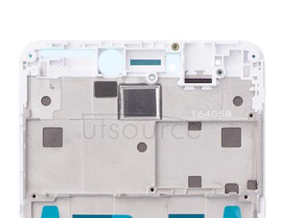 OEM LCD Supporting Frame for Xiaomi Redmi Note 4X White