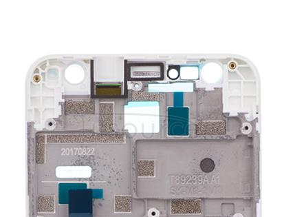 OEM LCD Supporting Frame Replacement for Asus Zenfone 4 Selfie ZD553KL White Asus Zenfone 4 Selfie ZD553KL LCD Supporting Frame replacement is used to replace your scratched or got cracked lcd frame. Come Witrigs to get a new lcd plate replacement for your Zenfone 4 Selfie ZD553KL.