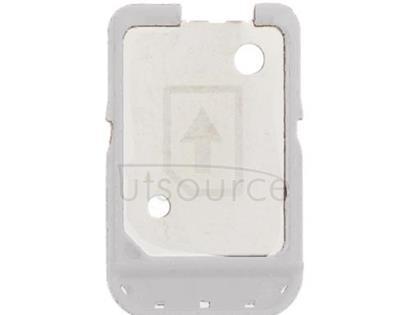 OEM SIM Card Tray for Sony Xperia C6 White