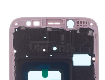 OEM LCD Supporting Frame for Samsung Galaxy J7 (2017) Pink