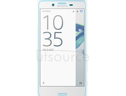 Tempered Glass Screen Protector for Sony Xperia X Compact Transparent