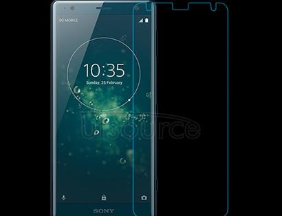 Tempered Glass Screen Protector for Sony Xperia XZ2 Transparent