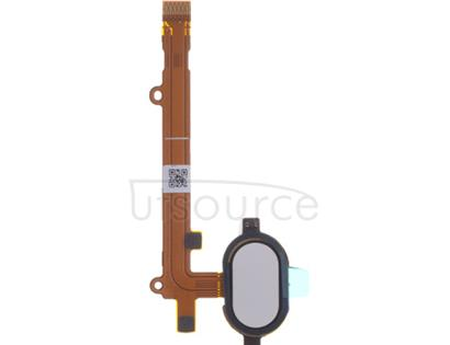 OEM Fingerprint Scanner Flex for Motorola Moto Z2 Play White