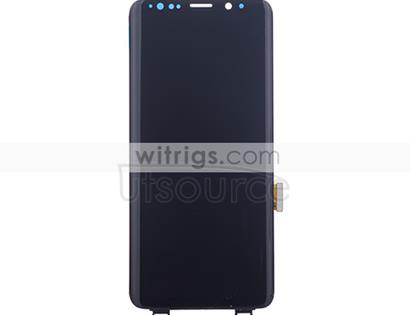 Custom Screen Replacement for Samsung Galaxy S9 Midnight Black