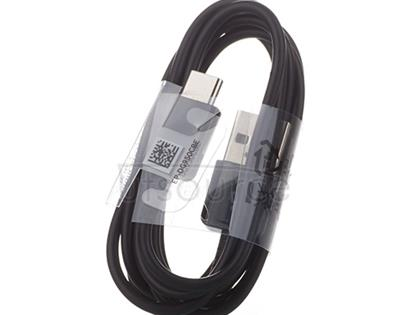 OEM Typ-C USB Charging Data Cable Black