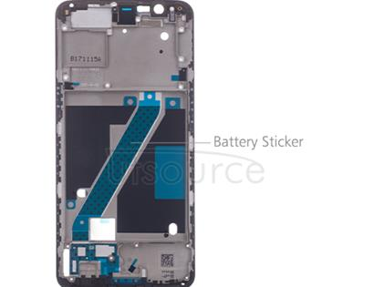 OEM LCD Supporting Frame for OnePlus 5T Midnight Black