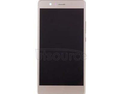OEM LCD Screen Assembly Replacement for Huawei P9 Lite Gold