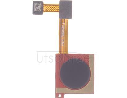 OEM Fingerprint Scanner Flex for Xiaomi Mi A2 Black