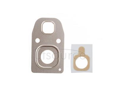 OEM Camera Lens Ring for Samsung Galaxy A7 (2017) Gold Sand