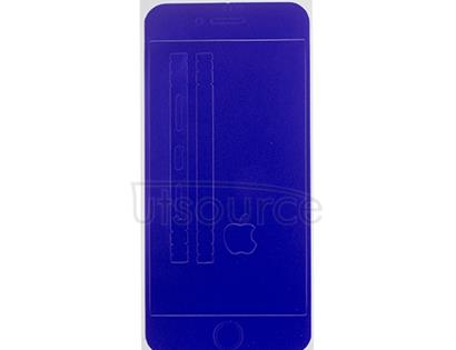 Full Front Screen Protector + Back Skin Sticker Set for iPhone 6/6S Blue