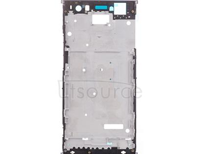 OEM LCD Supporting Frame for Sony Xperia XA2 Ultra Silver