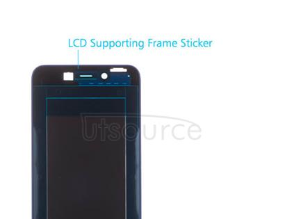 OEM LCD Supporting Frame for Huawei Honor 6C Pro Blue