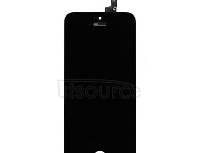 Custom LCD Screen with Digitizer Replacement for iPhone 5S Space Gray