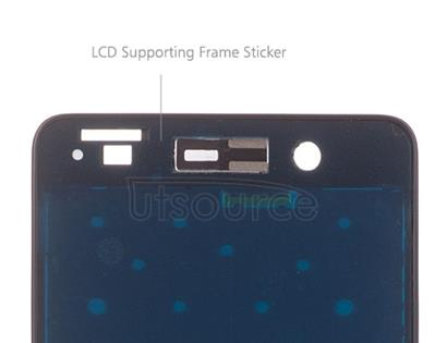OEM LCD Supporting Frame for Huawei Honor 4C Black