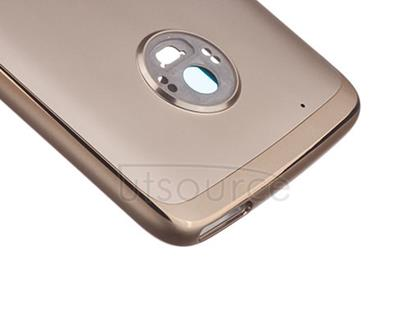 OEM Back Cover for Motorola Moto G5 Plus Fine Gold