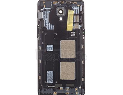 OEM Back Cover for OnePlus 3T Midnight Black