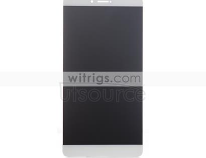 Custom Screen Replacement for Huawei Honor Note 8 White