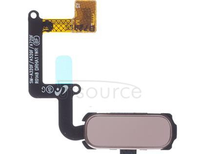 OEM Navigation Button for Samsung Galaxy A7 (2017) Peach Cloud