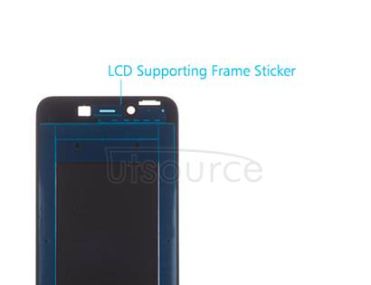 OEM LCD Supporting Frame for Huawei Honor 6C Pro Black