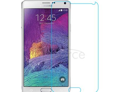 Tempered Glass Screen Protector for Samsung Galaxy Note 4 Transparent