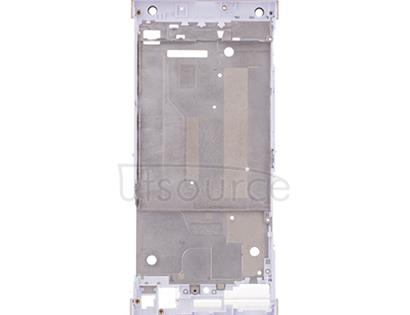 OEM LCD Supporting Frame for Sony Xperia XA1 White