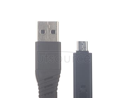 New Recycle Charge Cable for Micro Port Black