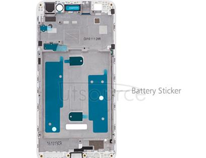 OEM LCD Supporting Frame for Huawei Honor 5A White
