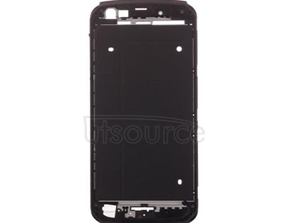 OEM LCD Supporting Frame for LG X venture Chocolate Brown