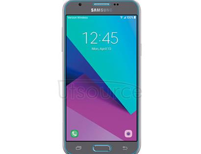 Tempered Glass Screen Protector for Samsung Galaxy J7 Transparent