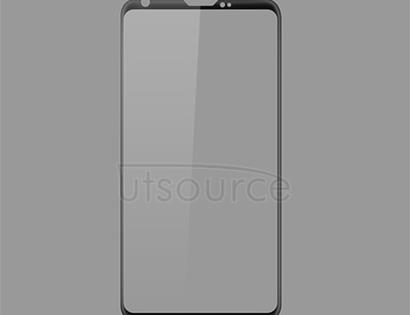 Full-Covered Tempered Glass Screen Protector for LG V30 Black