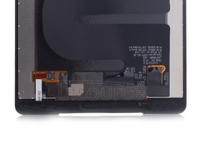 OEM Screen Replacement for Sony Xperia XZ2 Premium Chrome Black