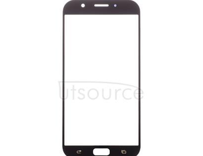Custom Front Glass for Samsung Galaxy A7 (2017) Peach Cloud