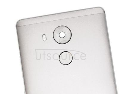 OEM Back Cover with Fingerprint Sensor for Huawei Ascend Mate8 Space Gray